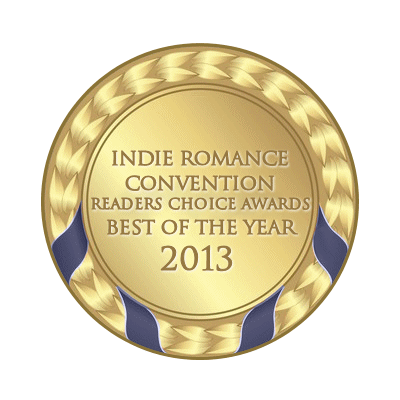 Indie Romance Convention Reader Choice Award - Best of the Year, 2013 - Lily Graison for The Lawman