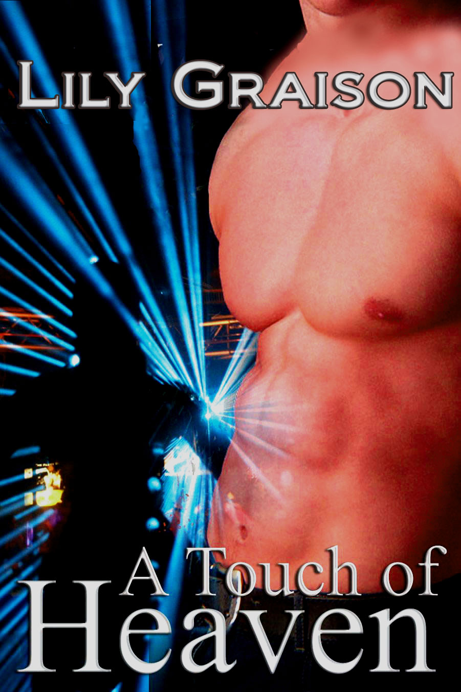 A Touch of Heaven by lily Graison