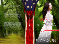 Anna_Bride of Alabama by Lily Graison